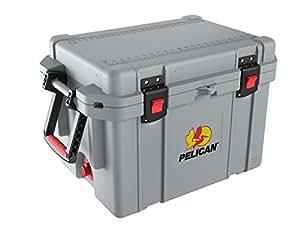 Pelican Elite Cooler 65 Quart (Gray)