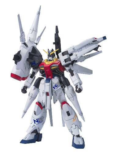 LN-ZGMF-X13A Nix Providence Gundam GUNPLA Model Kit Gundam Seed Destiny 1/100