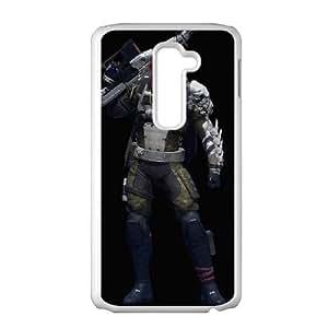 LG G2 Cell Phone Case White Destiny LSO7932237