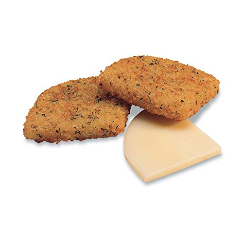(McCain Mozzamia Breaded Mozzarella Cheese - Appetizer, 4 Pound -- 2 per case.)