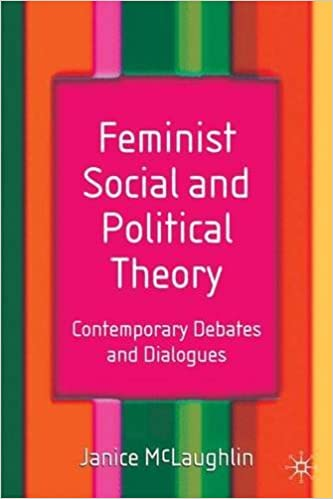 Feminist Social and Political Theory: Contemporary Debates and Dialogues by Dr Janice McLaughlin (2003-09-10)