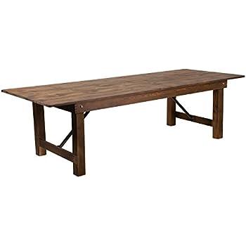 amazon com flash furniture hercules series 9 x 40 antique