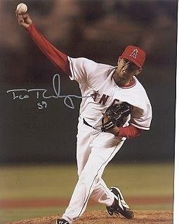 Signed Francisco Rodriguez Photograph - 8x10 - Autographed MLB Photos