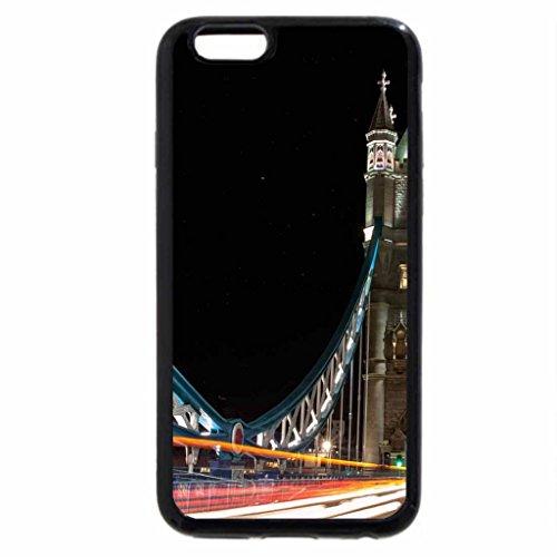 iPhone 6S / iPhone 6 Case (Black) The Tower Bridge, London