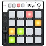 IK Multimedia iRig Pads MIDI groove controller for iPhone, iPad and Mac/PC