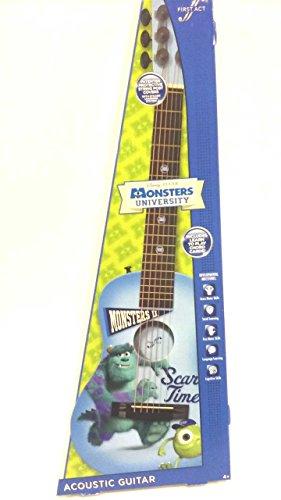 [해외]디즈니 몬스터 대학의 어쿠스틱 기타 (MU709)/Disney Monsters University Acoustic Guitar by First Act MU709