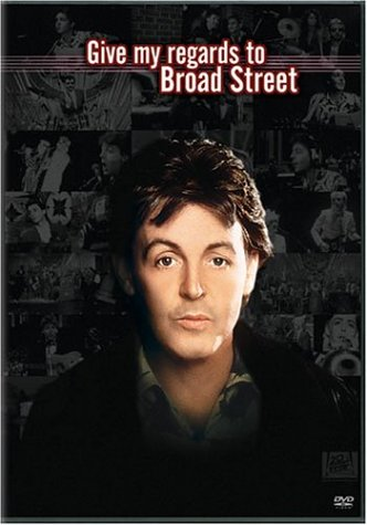 DVD : Paul McCartney - Give My Regards to Broad Street (Full Frame, Widescreen, Sensormatic)