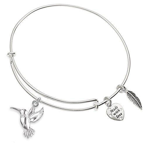 Hummingbird Charm (Enni of York