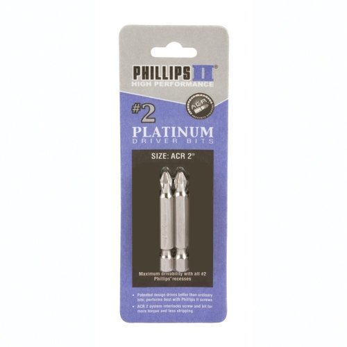 (80202) #2 Phillips with ACR Bits 2