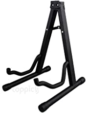 Guitar Stand A Frame Foldable Universal Fits All Guitars Acoustic Electric Bass Stand A