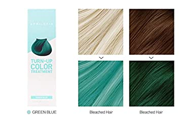 Amazon.com: [April Skin] Turn-up Color Treatment 60ml / Self Hair ...