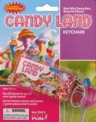 Candy Land Keychain