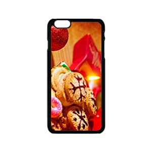The Beautiful Christmas Night Hight Quality Plastic Case for Iphone 6