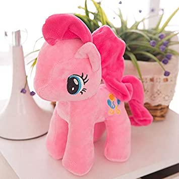 Slv Unicorn Plush Toy Stuffed Animal Pillow Cushion Soft Toys for Baby Kids Medium( Multi Color)Pack of 1