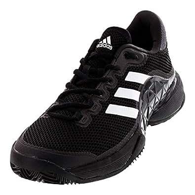 adidas Hombres de 2017 Barricade Boost Clay Court - Zapatillas de Tenis, Core Black/Night Metallic/White: Amazon.es: Deportes y aire libre
