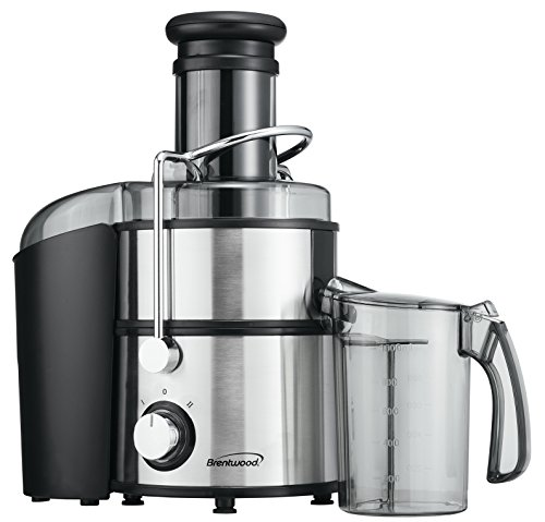 brentwood-jc-500-stainless-steel-power-juice-extractor