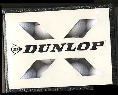 Dunlop X-outs One Dozen