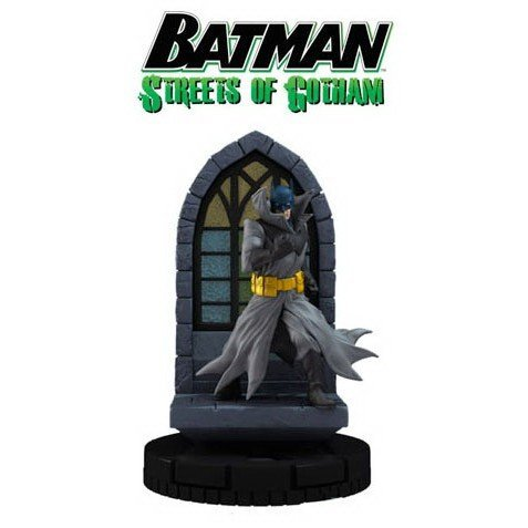 Heroclix Miniature (DC HeroClix Miniatures: Batman - Streets of Gotham Marquee Figure Booster Pack by)