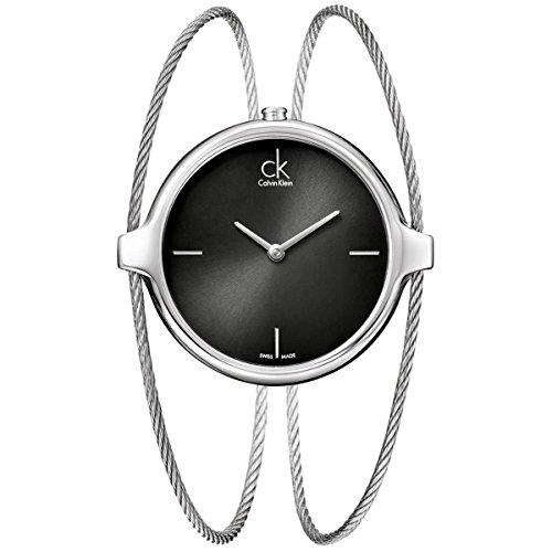 Calvin Klein Agile Women's Quartz Watch K2Z2M111 by Calvin Klein