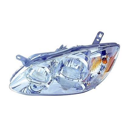 2005 corolla headlight assembly