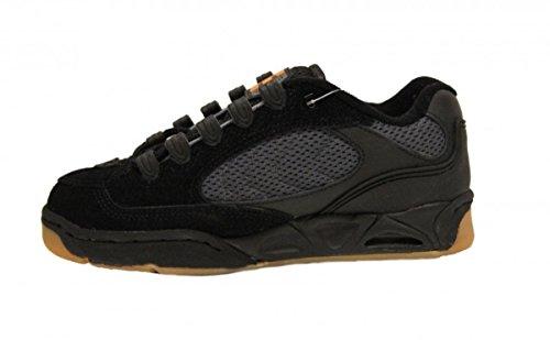 Etnies Skateboard Shoes Schroll Black/Charcoal