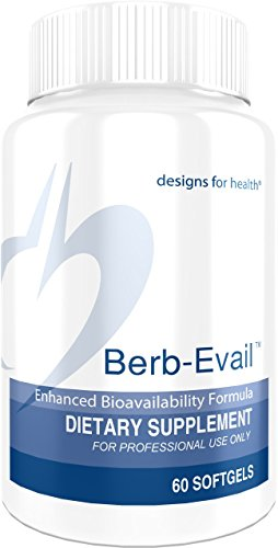 Designs Health Berb Evail Berberine Softgels product image