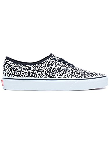 Authentic White Vans Vans Black Authentic xvqIf6wqE