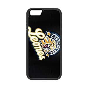 Sports leones del caracas iPhone 6 6s Plus 5.5 Inch Cell Phone Case Black gift pjz003-9410858
