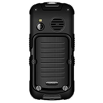 4e234b86029 Myphone Hammer 2+ Negro Móvil 3g Todoterreno 2.2'' Con Bluetooth:  Amazon.fr: Informatique