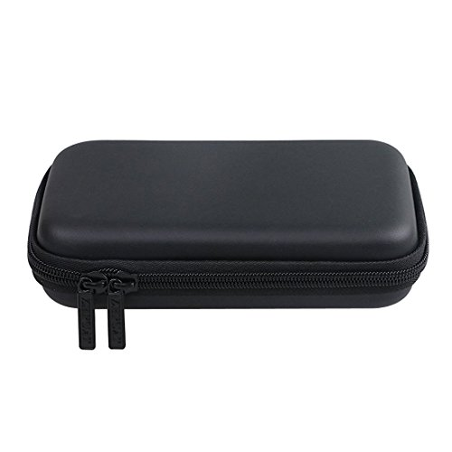 ZHPUAT 5 Layers Digital Gadget Case,Designed For External Hard Drive,USB Flash Drives,Power (Digital Hard Drive Flash)