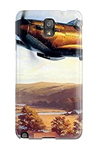 CharlesRaymondBaylor Premium Protective Hard Case For Galaxy Note 3- Nice Design - Aircraft by supermalls