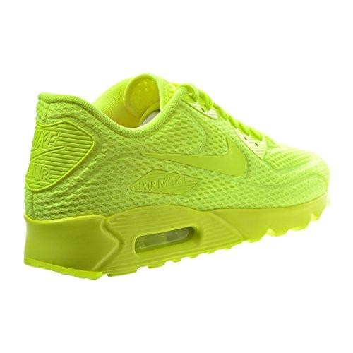 Nike Air Max 90 Ultra BR Men's Shoes Volt 725222 700 (9.5 D