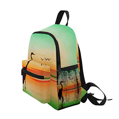 Kids nbsp;Backpack Scene nbsp;Toddler Boys Beach nbsp;Girls ZZKKO Ocean nbsp;for nbsp;Bag nbsp;School nbsp;Book BwFtpqI
