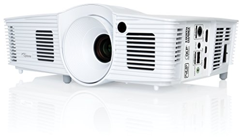 Optoma HD28DSE 1080p 3D DLP Home Theater Projector (Full 3d Projector 1080p)