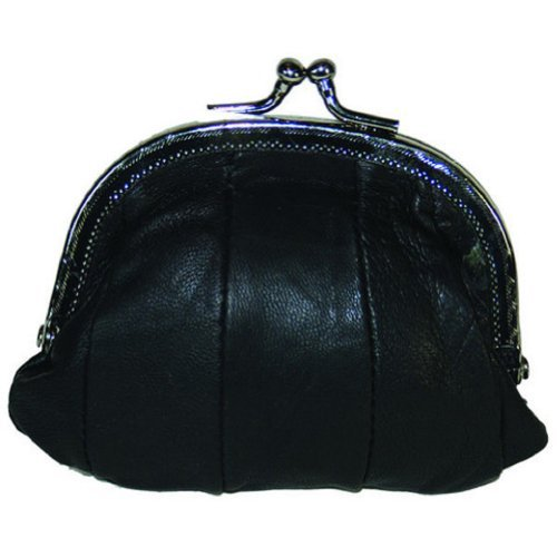 hange Purse with Clasp BK ()