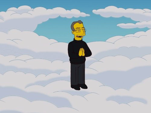 A Tree Grows in Springfield - Homer Simpson Life