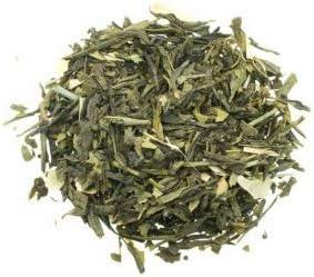 Aromas de Té - Té Verde Ortosifón Diurético Anti-Inflamatorio - Té Verde con Sencha,Piña, Mate, Cola de Caballo, Vainas de Judías - 100 gr