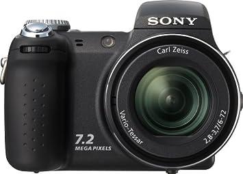 Sony Cybershot Dsc H5 7 2 Mp Digitalkamera Mit Kamera