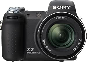 Sony Cybershot DSC-H5 7.2MP Digital Camera with 12x Optical Image Stabilization Zoom