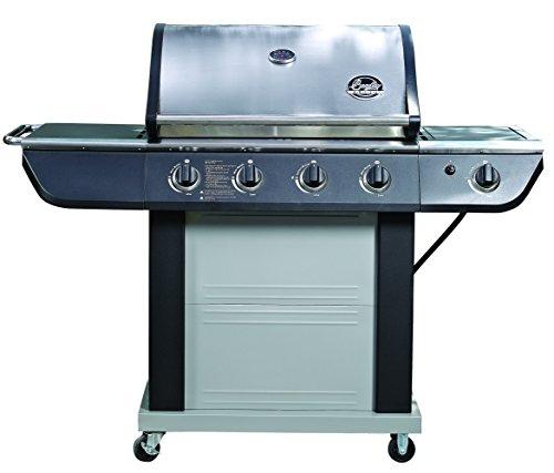 Bradley Grills BG40404SS Stainless Grill with 4 Burner Bradley Smoker USA Inc.