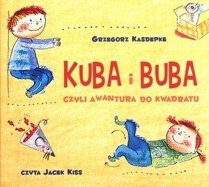 Price comparison product image Kuba i Buba czyli awantura do kwadratu. Audiobook