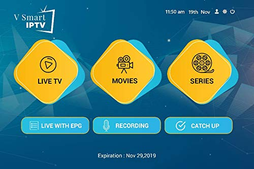 [Free 24Hours Trial] 3 Months - IPTV 4K/UHD Platinum Subscription with 14000+ Live Channels & Videos on Demand Including PVR