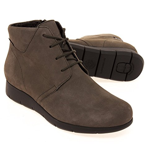Mephisto Women (Foot Foundation) Debra 6925 Women's Ankle Boot In Pewter Nubuck 636 Pewter yT1umTx