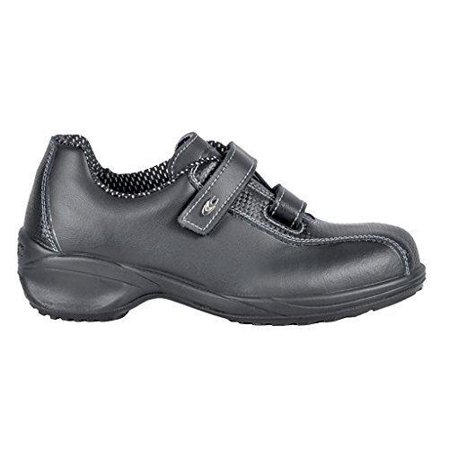 Cofra 11140-000.D41 Size 41 S3 SRC Cristiana Safety Shoes - Black outlet locations cheap online M7moTD