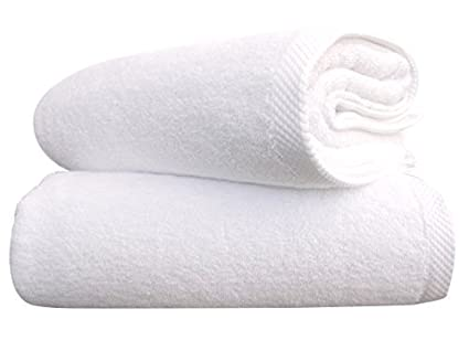 Classic – Juego de toallas, 100% algodón turco absorbente y duradero, Hotel y