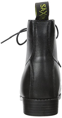 Saxon Equileather Spets Boots Svart