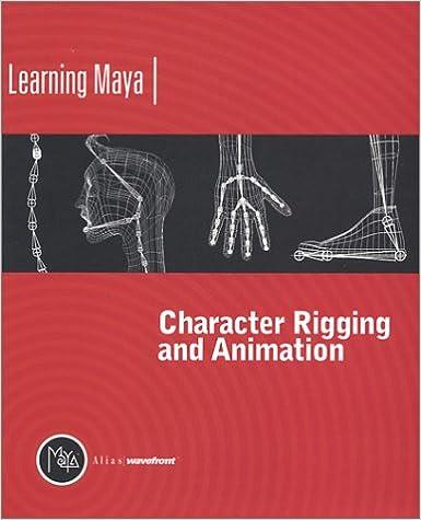 Téléchargement gratuit d'ebook d'échantillon Learning Maya