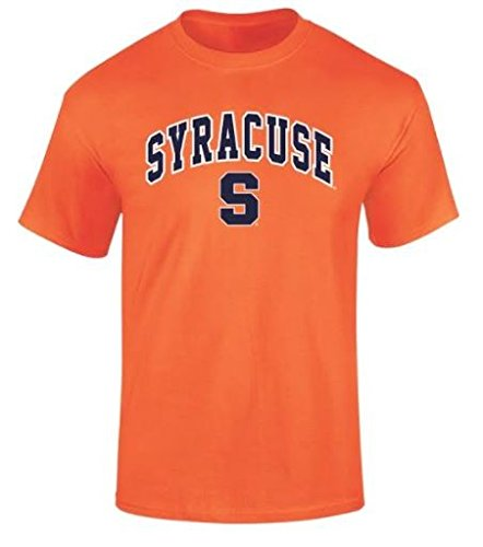 Syracuse Orange TShirt Arch Orange - - The Shirt Elite