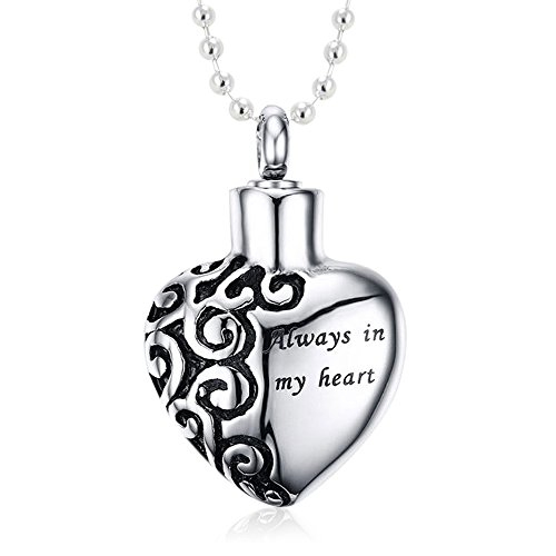 Cremation Necklace Jewelry Memorial Keepsake product image