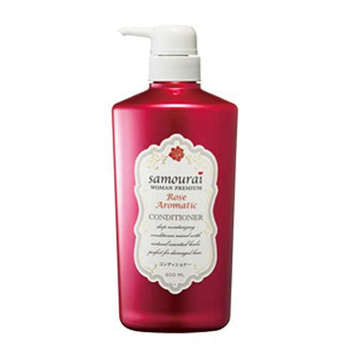 Price comparison product image Samourai Woman Rose Aromatic Conditioner